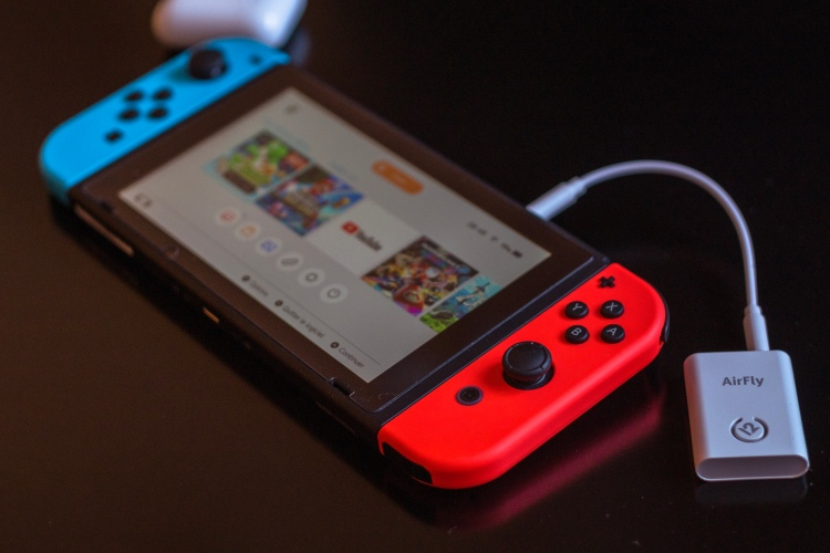 [GUIDE] : HOW TO CONNECT YOUR AIRPODS TO YOUR SWITCH?